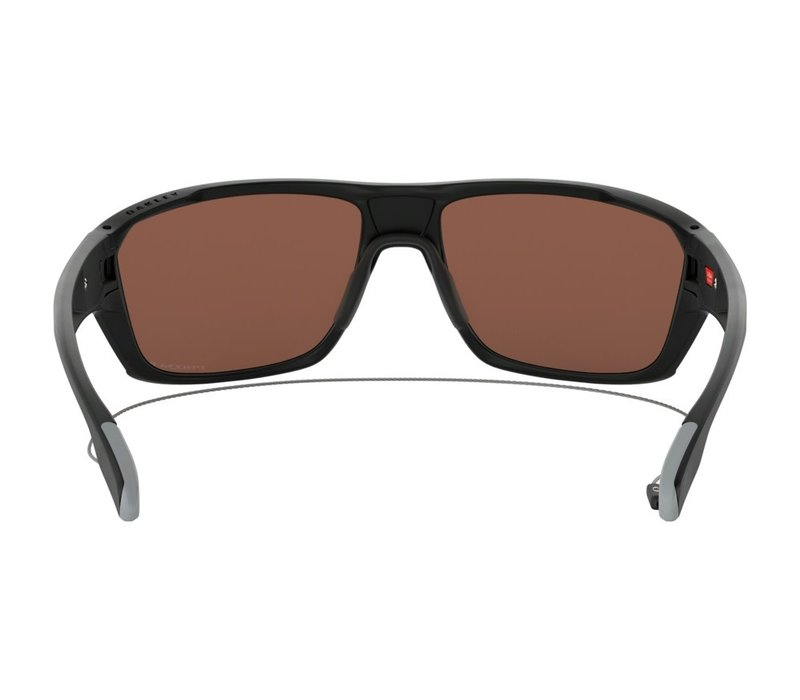 Oakley Split Shot Matte Black w/Prizm Deep Water Polarized