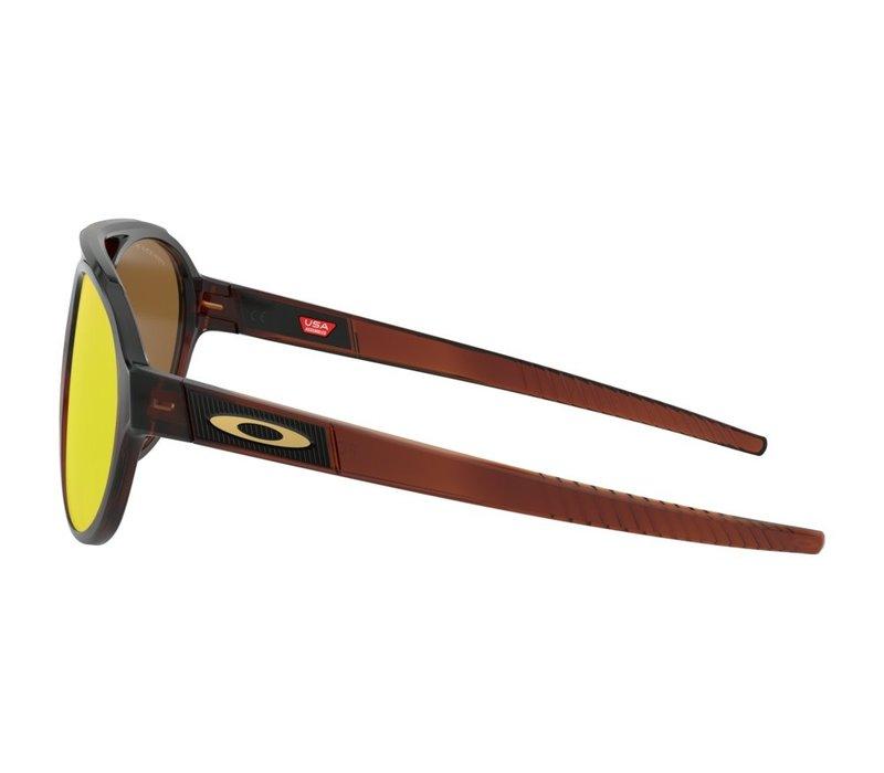 Oakley Forager Polished Rootbeer w/Prizm 24k Gold