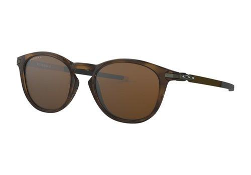 Oakley Oakley Pitchman R Polished Brown Tortoise w/Prizm Tungsten