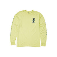 Billabong Tri Stack Neon Yellow