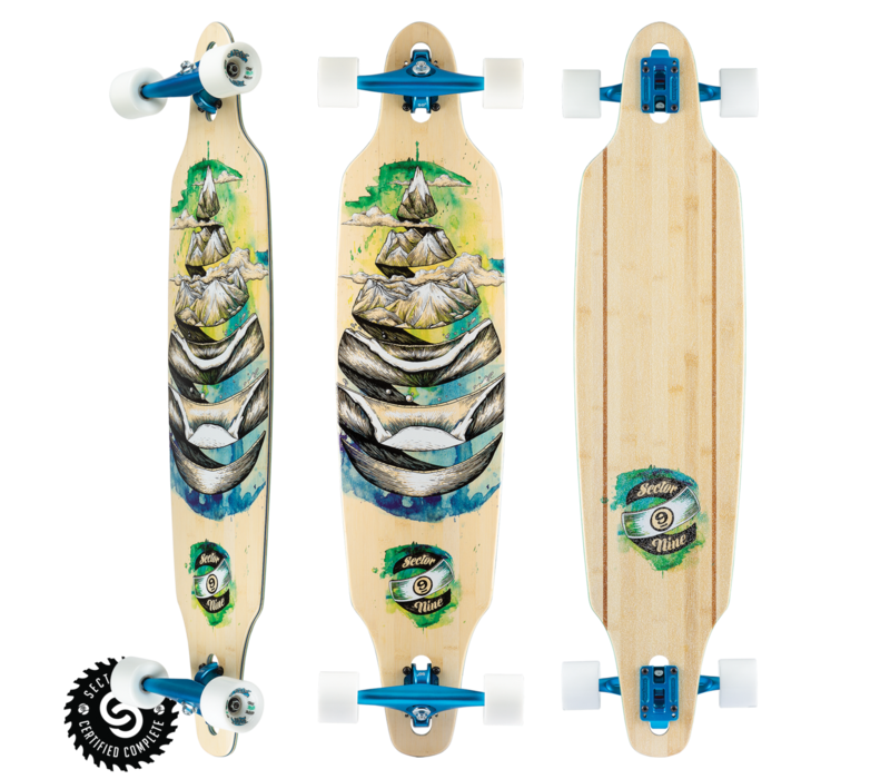 Sector 9 Droplet Lookout Complete