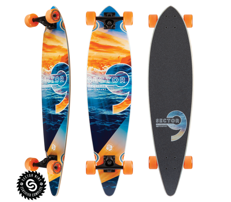 Sector 9 Reflection Ripple Complete