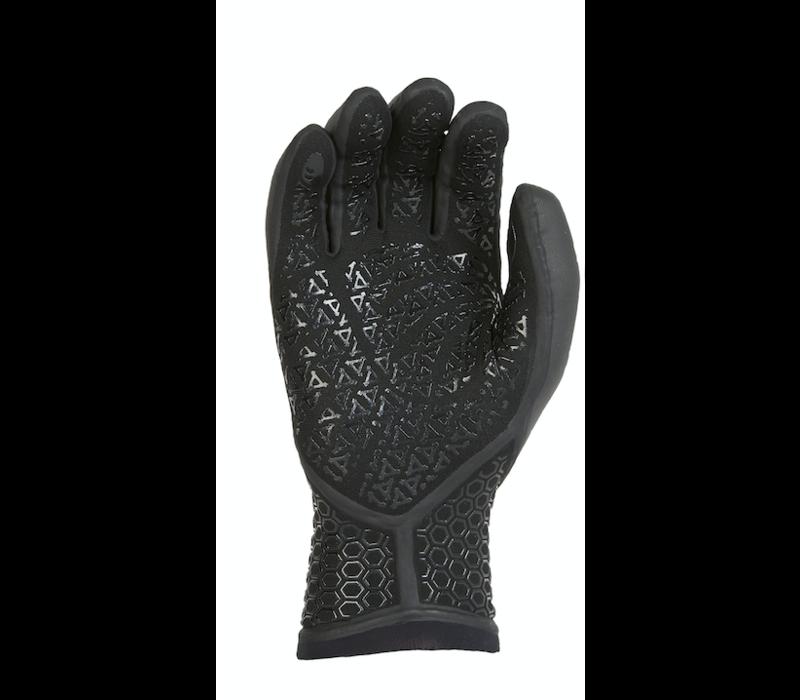 Xcel Drylock 5mm Texture Skin 5 Finger Glove