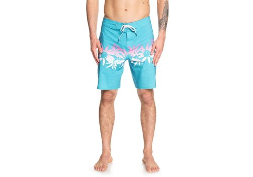 """Quiksilver Quiksilver Highline Choppa 19"""" Turquoise"""