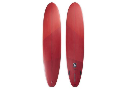 Third Coast 3rd Coast Surfboards 7'6 Medicine Man V7 Red Ombre