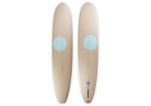 Third Coast 3rd Coast Surfboards 9'2 Chief V7 Tan/Teal Dot