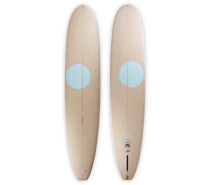 3rd Coast Surfboards 10'0 Chief V7 Tan/Teal Dot