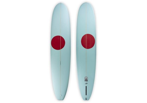 Third Coast 3rd Coast Surfboards 9'4 Chief V7 Teal/Red Dot