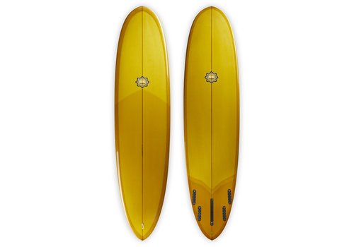 Third Coast Bing 7'6 Collector Dark Mustard Tint