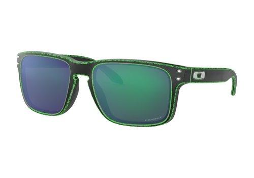 Oakley Oakley Holbrook Racewarn Green Prizm Jade Polarized