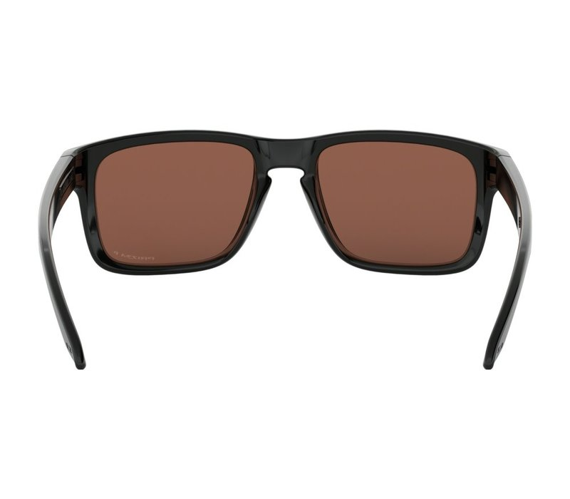 Oakley Holbrook Polished Black w/ Prizm Deep Water Lens