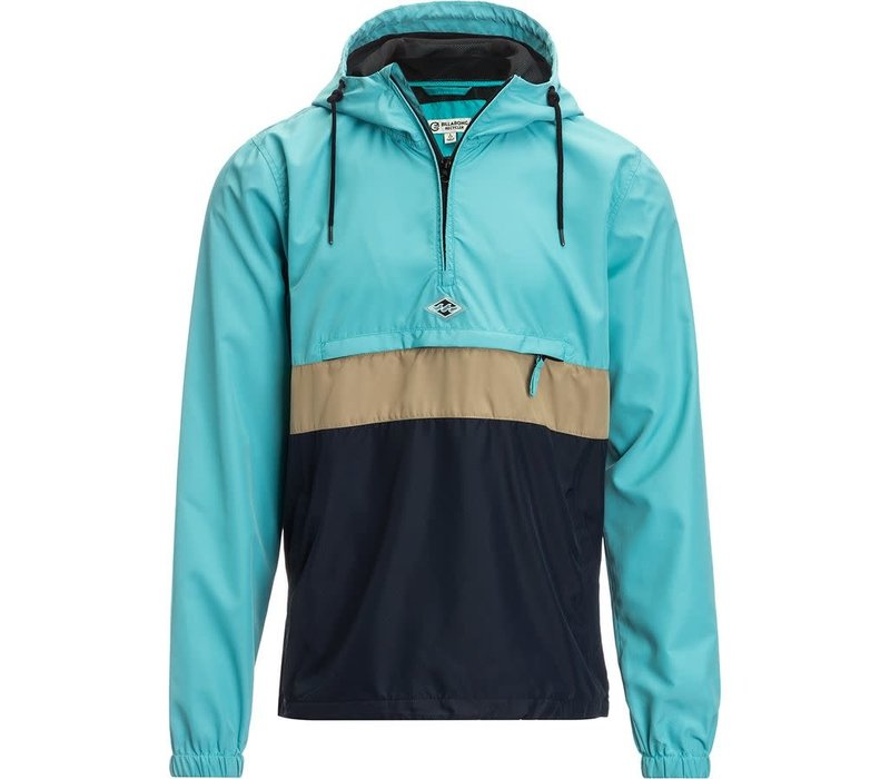 Billabong Wind Swell Anorak LS Bermuda