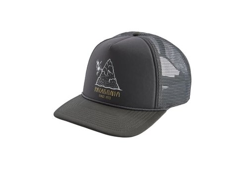 Patagonia Patagonia Hoofin' It Interstate Hat Forge Grey