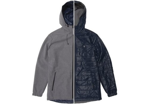 Vissla Vissla North Seas 5K Reversible Jacket Multi