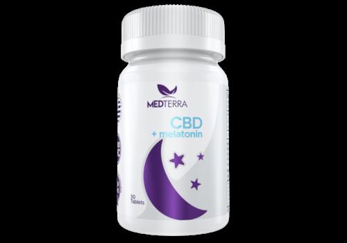 Medterra Medterra CBD MedOil Sleeping Pills