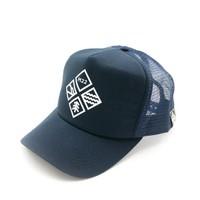 M22 Adventure Icon Trucker Hat Navy