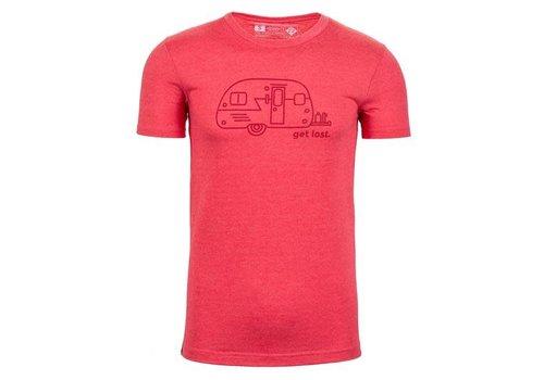 M22 M22 Get Lost Camper T-Shirt