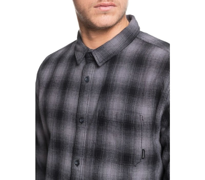 Quiksilver Inca Gold Check Quiet Shade Inca Check