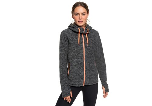 Roxy Roxy Electric Feeling 3 Hoody Charcoal Heather