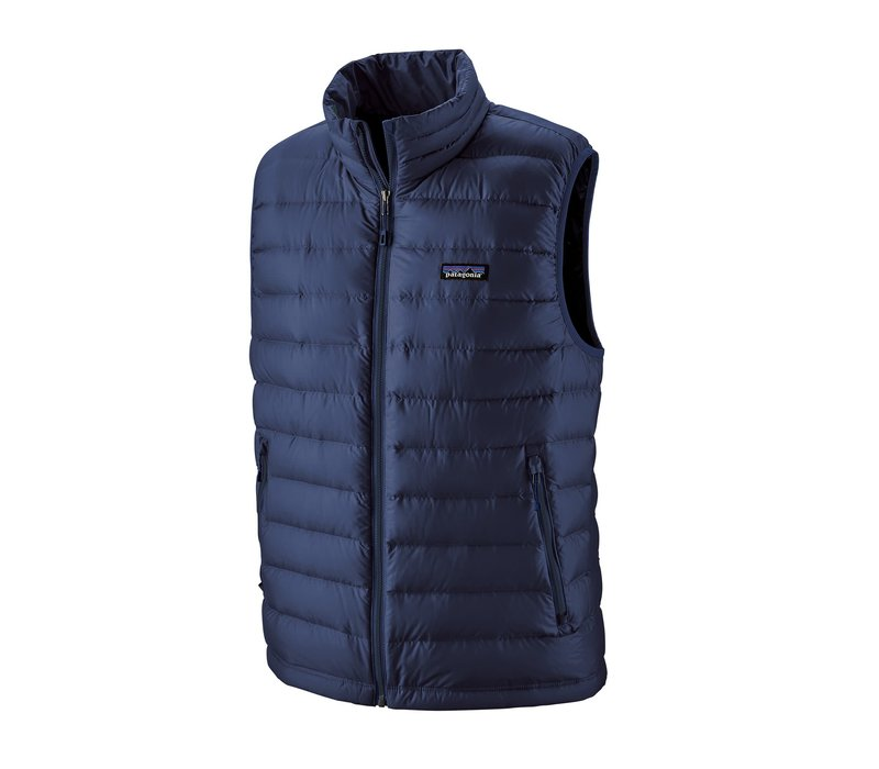 Patagonia M's Down Sweater Classic Navy w/Classic Navy
