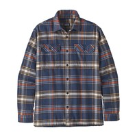 Patagonia M's L/S Fjord Flannel Shirt Defender New Navy