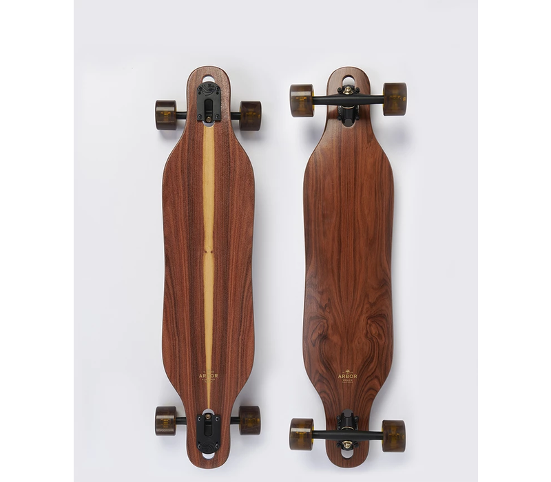 Arbor Axis 37 Flagship Wood Complete