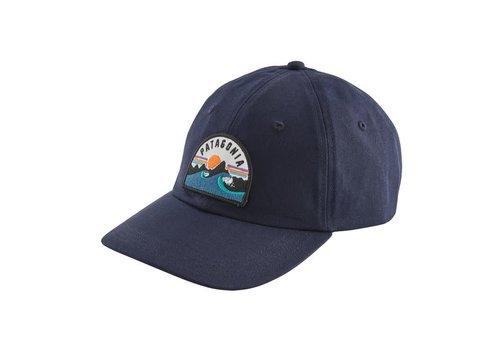Patagonia Patagonia Boardie Badge Trad Cap Classic Navy