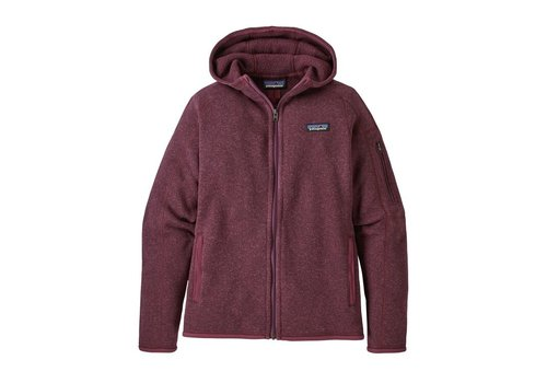 Patagonia Patagonia W's Better Sweater Hoody Light Balsamic