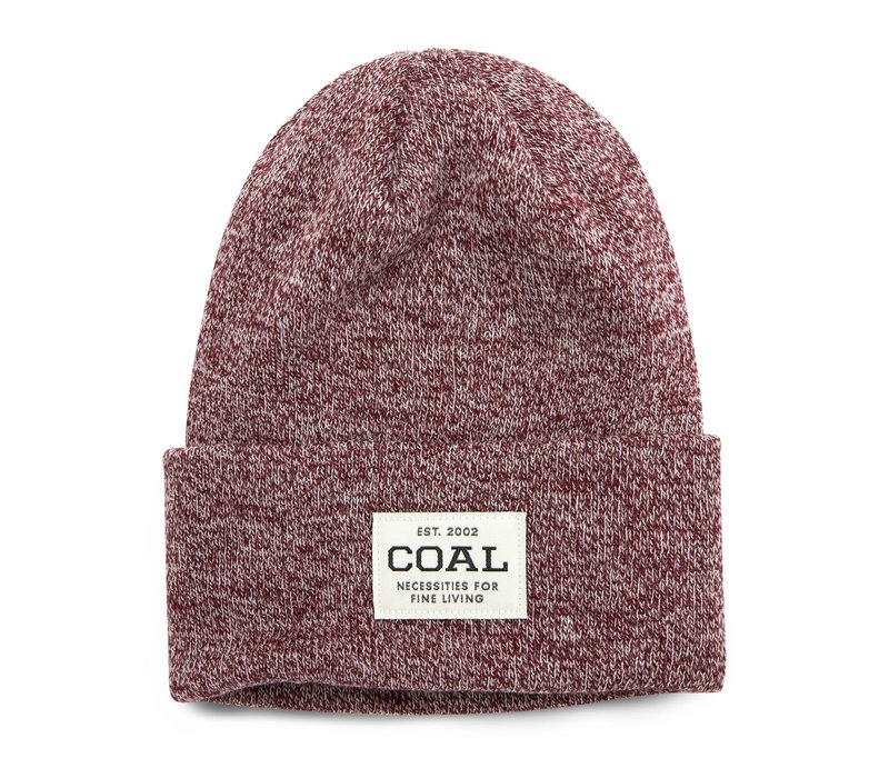 Coal The Uniform Burgundy Marl