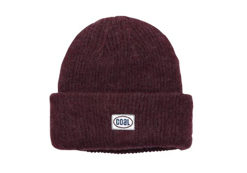 Coal Head Wear Coal The Earl Beanie Heather Burgundy