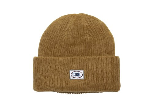Coal Head Wear Coal The Earl Beanie Mustard