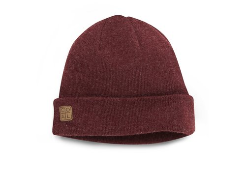 Coal Head Wear Coal The Harbor Heather Burgundy
