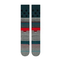 Stance Star Fade Green Large