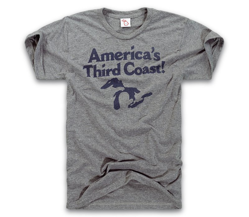 America's Third Coast Tee