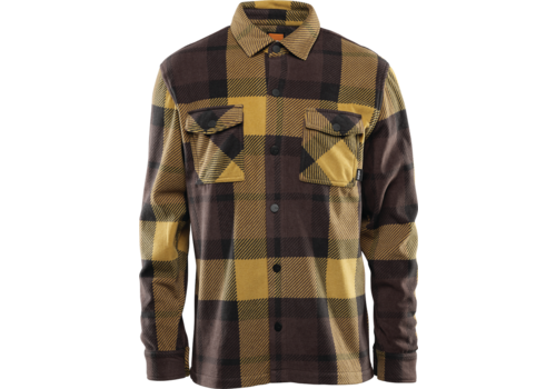Thirtytwo Thirtytwo Rest Stop Fleece Brown/Black