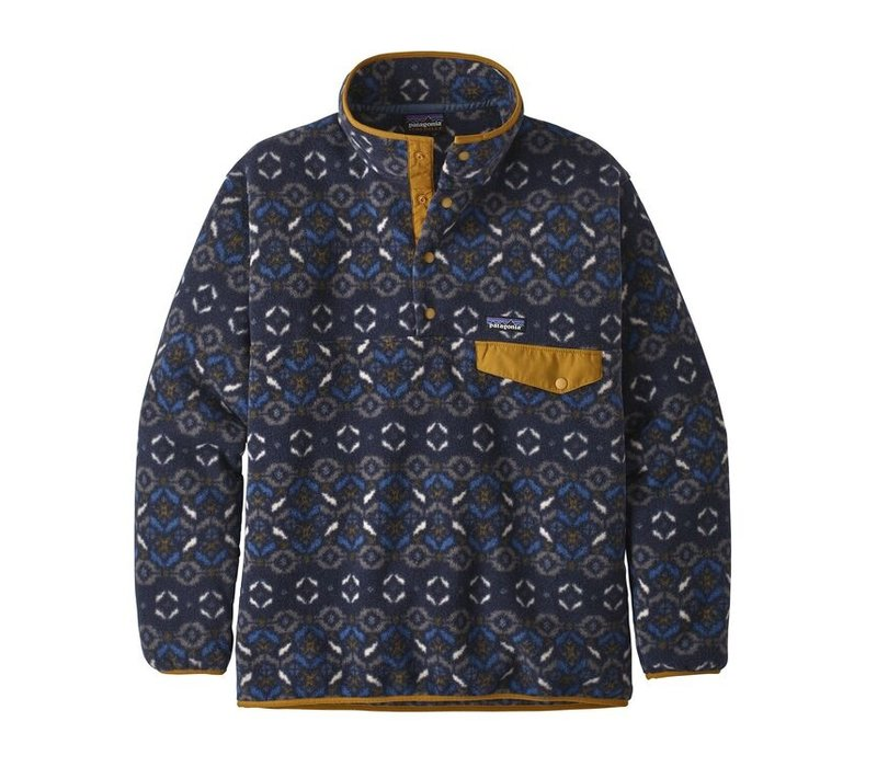 Patagonia M's Synch Snap-T Pullover Tundra Cluster