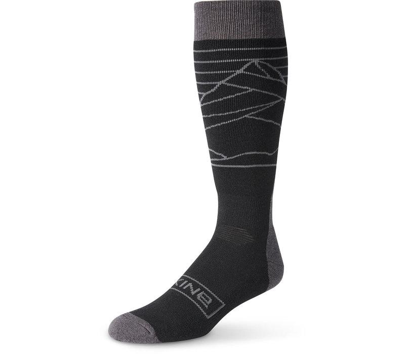 Dakine Mens Summit Sock Black/Charcoal