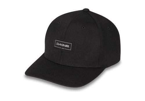 Dakine Dakine Mission Rail Ballcap Black