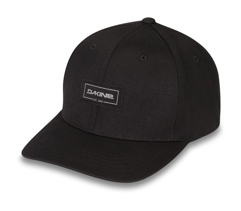 Dakine Mission Rail Ballcap Black