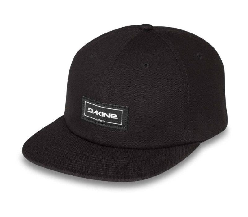 Dakine Mission Snapback Black