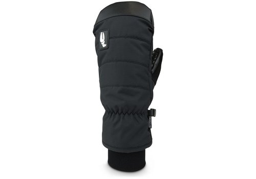 Crab Grab Snuggler Mitt Black