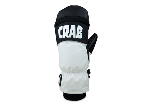 Crab Grab Punch Mitt White