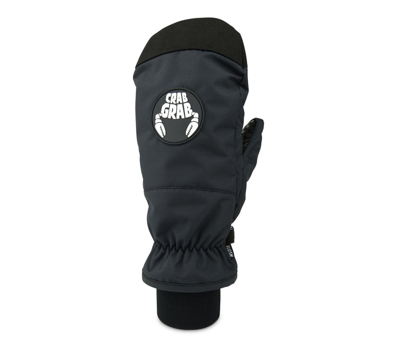 Crab Grab Slush Mitt Black