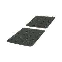 Crab Grab Board Thorns Traction Black