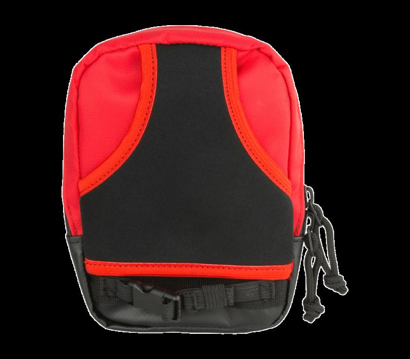 Crab Grab Binding Bag Red