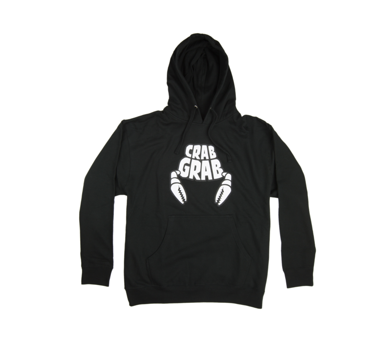 Crab Grab Classic Hoody Black