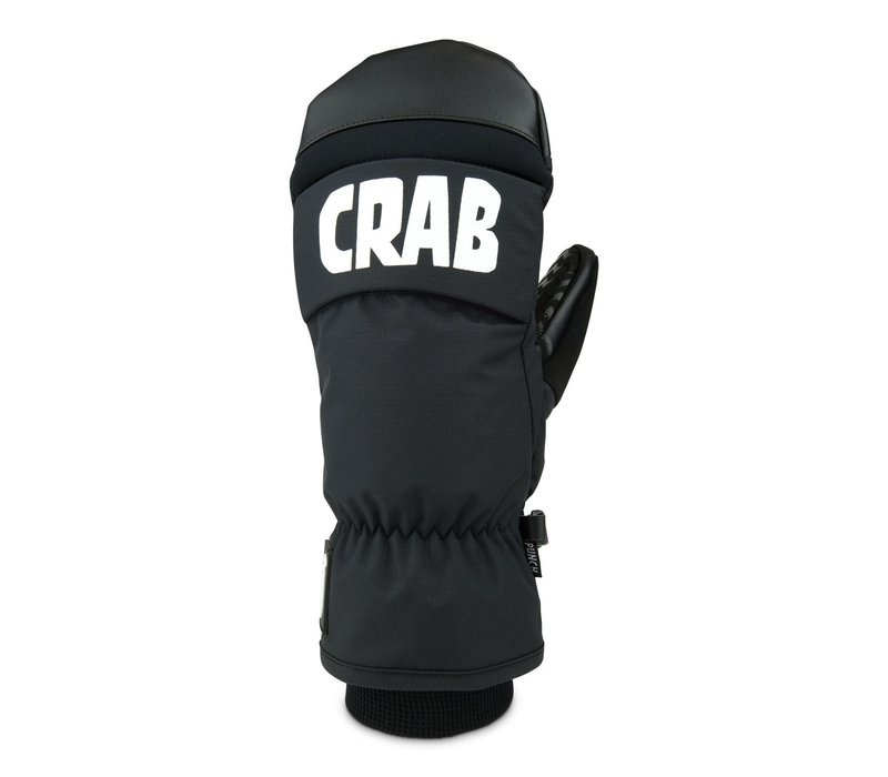 Crab Grab Punch Mitt Black