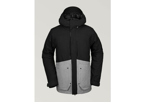 Volcom Volcom Scortch Jacket Heather Grey