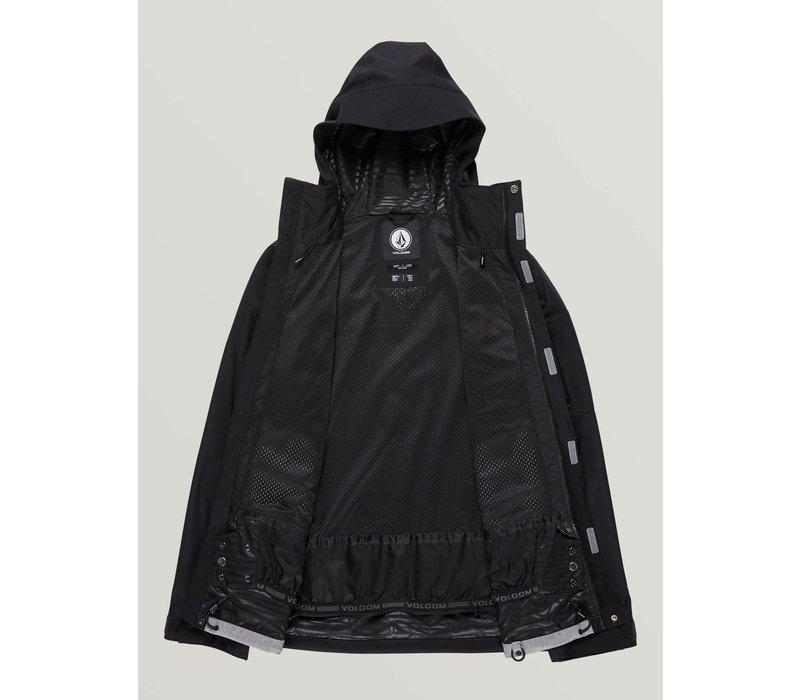 Volcom Scortch Jacket Heather Grey