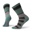 Smartwool SmartWool Hike Medium Stripe Crew Medium Gray Large